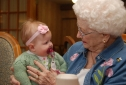Meeting Greatgrandmother