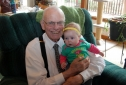 Meeting GreatGrandpa