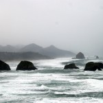 Stacks at Cannon Beach?